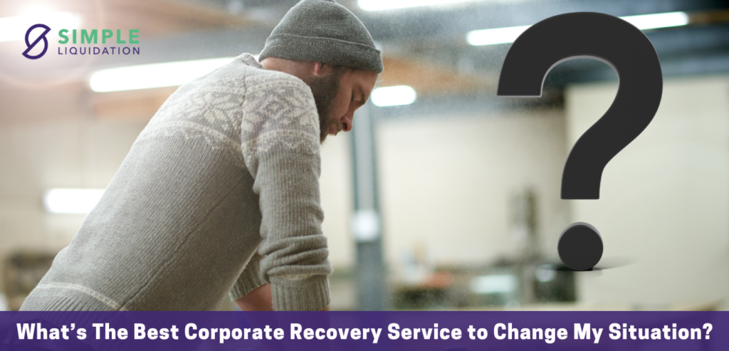 corporate recovery services