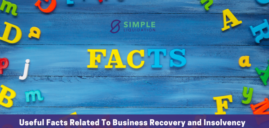 business recovery and insolvency