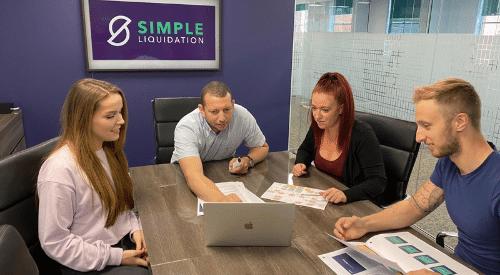 Simple Liquidation Team Meeting
