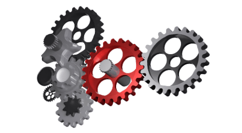 The Cogs For A Simple Liquidation